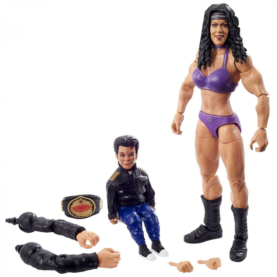 WWE Wrestling Elite Wrestlemania Series Chyna Action Figure Pre-Order