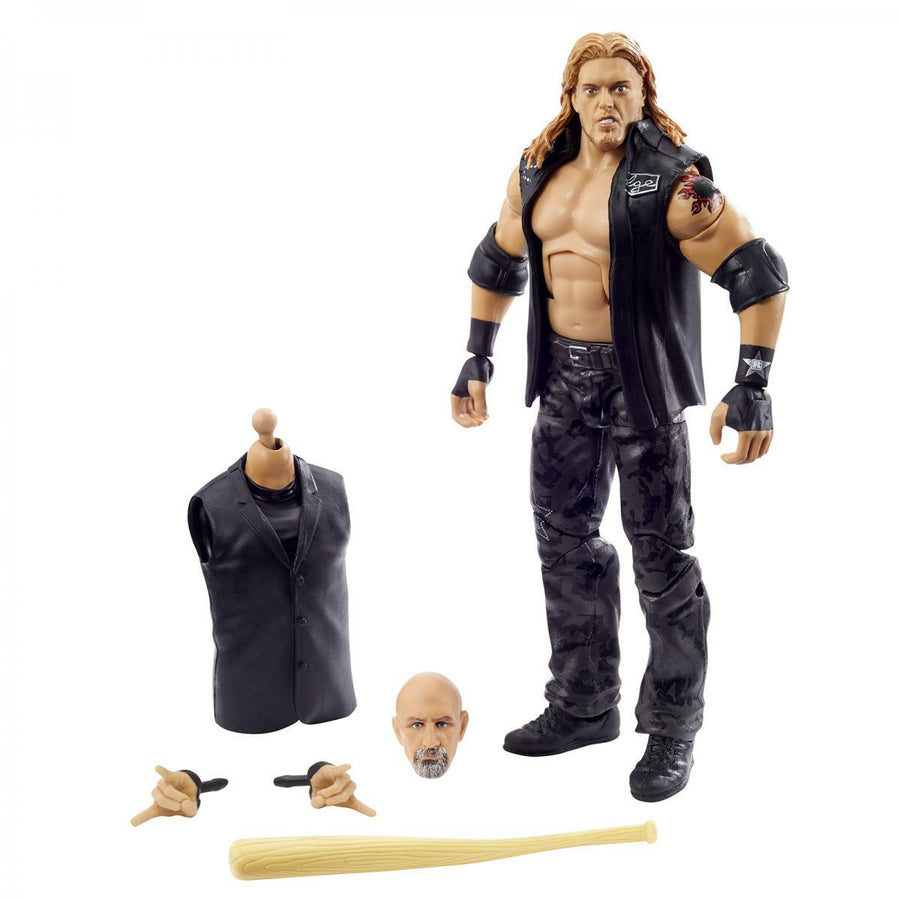 WWE Wrestling Elite Wrestlemania Series Edge Action Figure Pre-Order