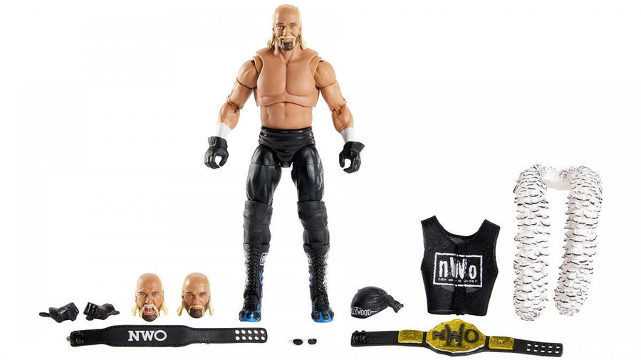 WWE Wrestling Ultimate Edition Hollywood Hogan Action Figure Pre-Order