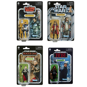 Star Wars The Vintage Collection 2020 Wave 2 Set of 4 Action Figure Pre-Order