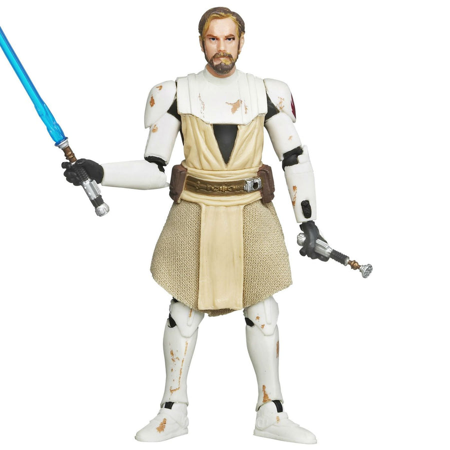 Star Wars The Vintage Collection Obi-Wan Kenobi Clone Wars Action Figure Pre-Order