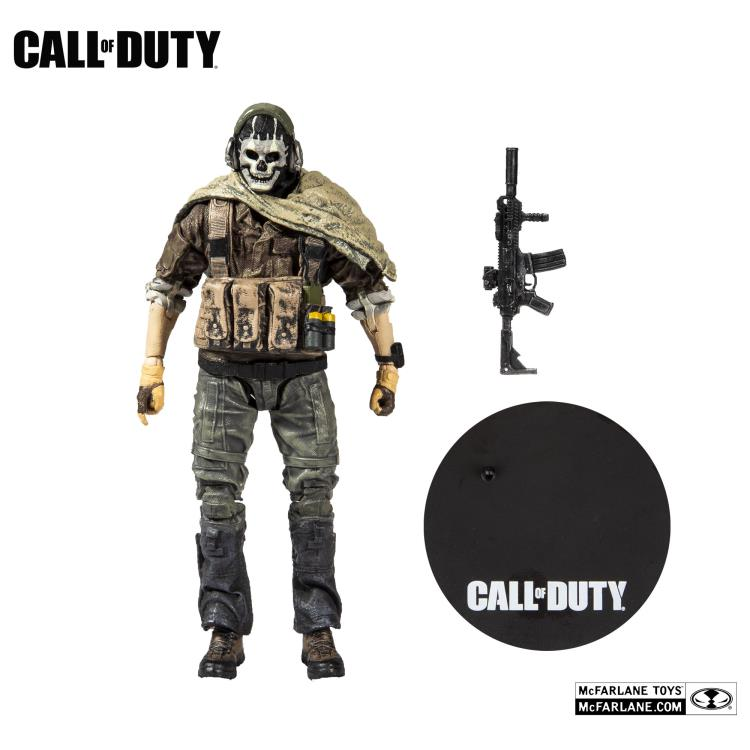 Call of Duty McFarlane Modern Warfare Ghost Action Figure