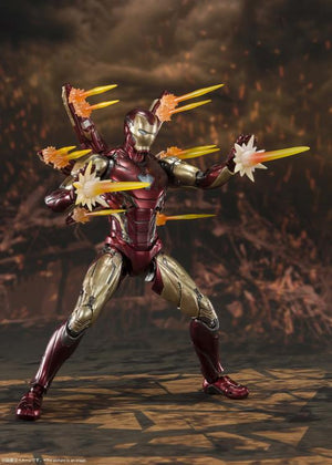 Marvel Bandai SH Figuarts Avengers End Game Final Battle Iron Man Mark LXXXV Action Figure Pre-Order