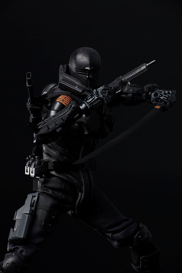 GI JOE 1000 Toys TOA Heavy Industries Snake Eyes 1:6 Scale Pre-Order