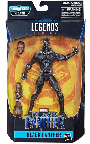 Marvel Legends Black Panther Series T'Challa Action Figure Pre-Order