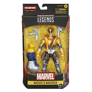 Marvel Legends Deadpool Series Marvels Maverick Action Figure Pre-Order