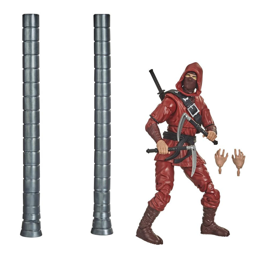 Marvel Legends Spider-Man Into The Spiderverse Series The Hand Ninja Action Figure Pre-Order