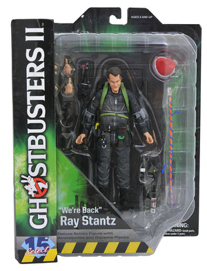 Ghostbusters 2 Diamond Select Ray Stantz Series 6 Action Figure