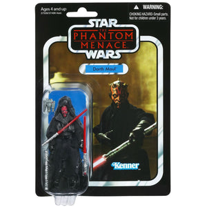Star Wars The Vintage Collection Darth Maul Action Figure Pre-Order