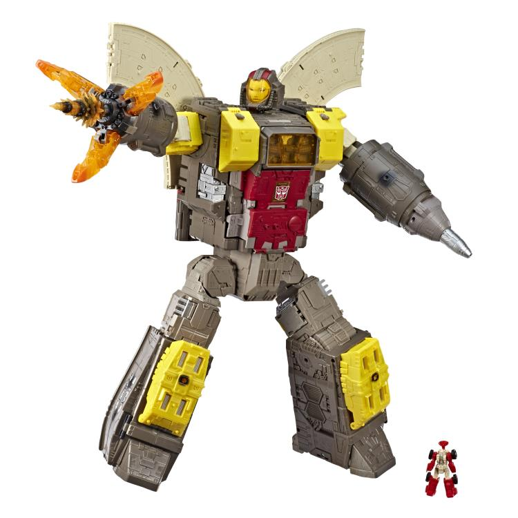 Transformers Siege War For Cybertron Titan Omega Supreme Action Figure