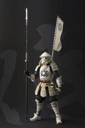 Star Wars Bandai Tamashii Nations Yari Ashigaru Stormtrooper Movie Realization Action Figure Pre-Order