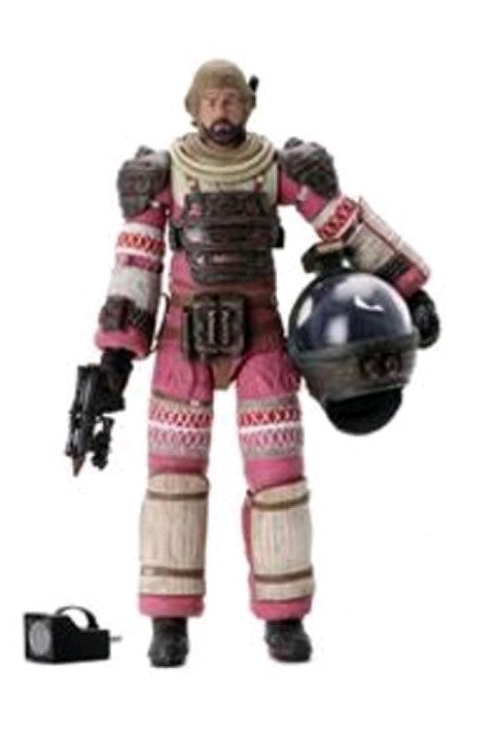 Alien Neca 40th Anniversary Series 1 Dallas Compression Suit Action Figure