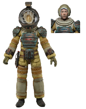 Alien Neca 40th Anniversary Series 3 Kane Compression Action Figure Pre-Order