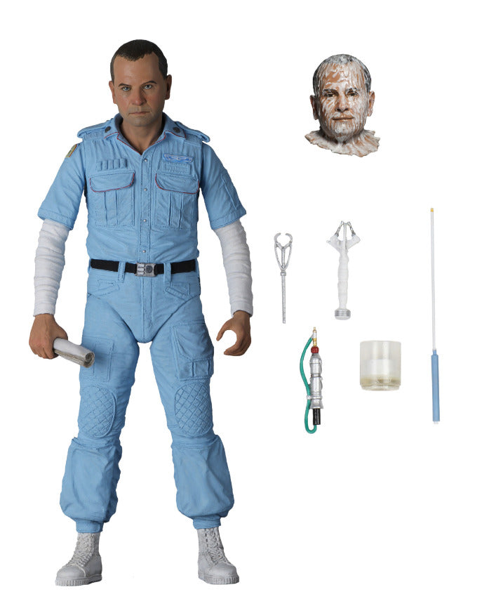 Alien Neca 40th Anniversary Series 3 Ash Action Figure Pre-Order