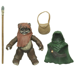 Star Wars The Vintage Collection Ewok Wicket Action Figure