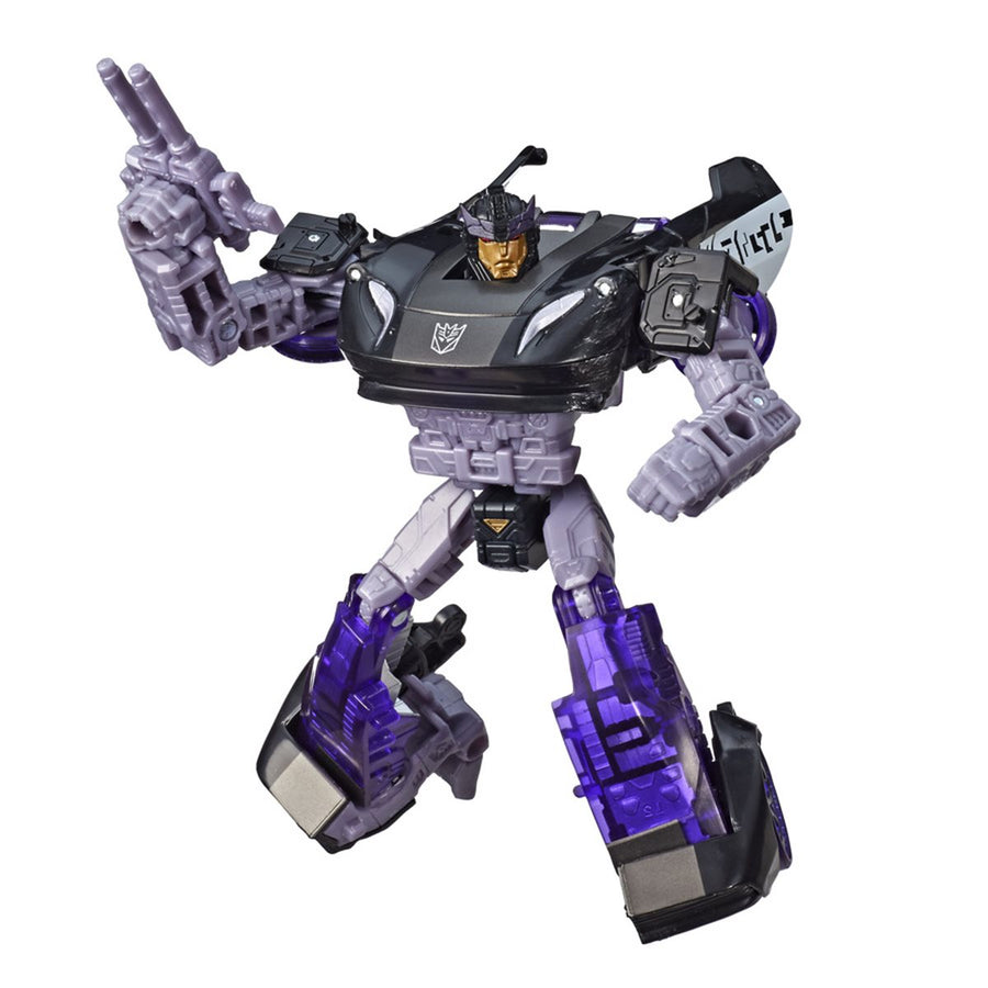 Transformers Siege War For Cybertron Deluxe Barricade Action Figure