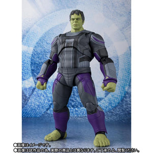 Marvel Bandai SH Figuarts Avengers End Game Professor Hulk Action Figure Pre-Order