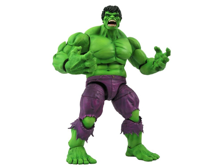 Marvel Diamond Select Rampaging Hulk Action Figure Pre-Order