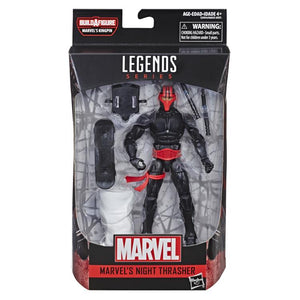 Marvel Legends Spider-Man Kingpin Series Night Thrasher Action Figure