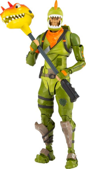 Fortnite Rex 7 Inch Action Figure Pre-Order