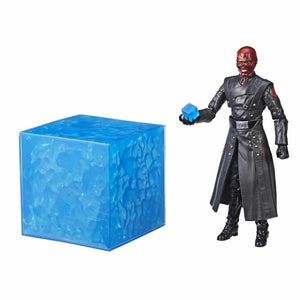 Marvel Legends SDCC Exclusive Hydra Red Skull & Tesseract Replica Box Set
