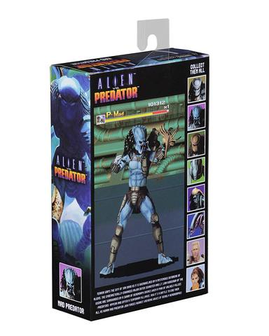 Alien v Predator Neca Arcade Mad Predator Boss Action Figure