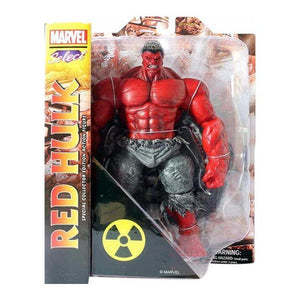 Marvel Diamond Select Red Hulk Action Figure Pre-Order