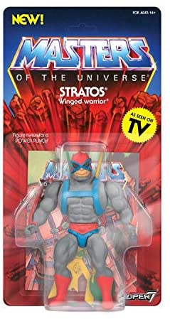 Masters Of The Universe Vintage Stratos Action Figure
