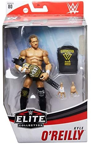 WWE Wrestling Elite Series #80 Kyle O'Reilly Action Figure Pre-Order