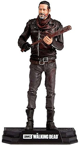 The Walking Dead TV Series Negan Bloody 7 Inch Action Figure