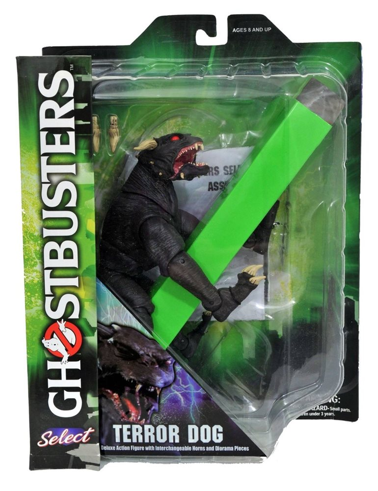 Ghostbusters Diamond Select Terror Dog Series 5 Action Figure
