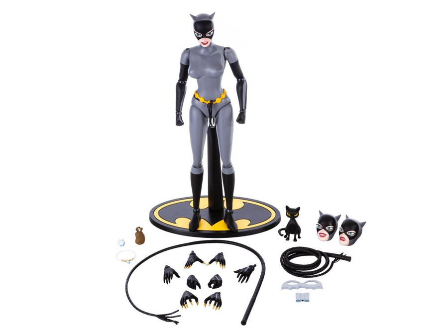 DC Mondo Batman The Animated Series Catwoman 1:6 Scale Action Figure