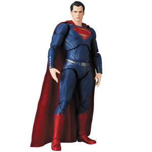 DC Mafex Justice League Superman Action Figure #57 Pre-Order - Action Figure Warehouse Australia | Comic Collectables