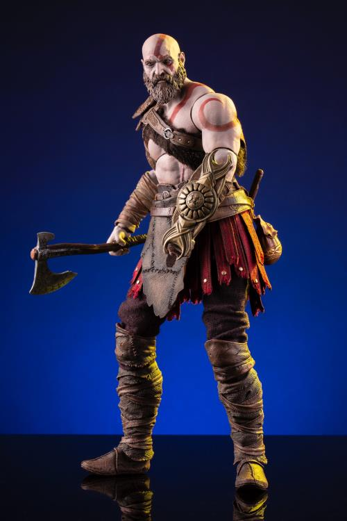 God Of War Mondo Kratos 1:6 Scale Action Figure Pre-Order