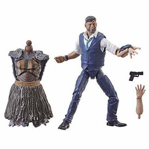 Marvel Legends Black Panther Series Ulysses Klaue Action Figure