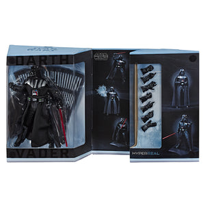 Star Wars Black Series HyperReal Darth Vader 8 Inch Action Figure
