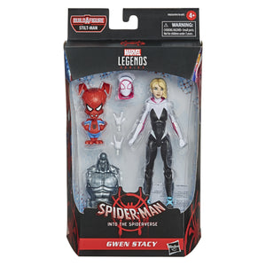Marvel Legends Spider-Man Into The Spiderverse Series Gwen Stacy Action Figure
