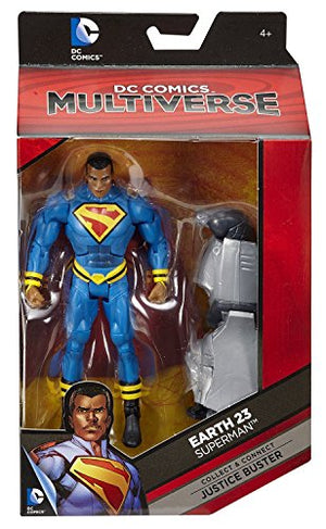 DC Multiverse Superman Earth 23 Action Figure - Action Figure Warehouse Australia | Comic Collectables