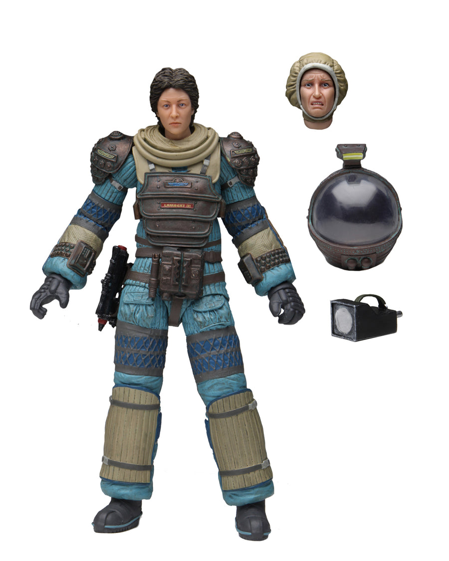 Alien Neca 40th Anniversary Series 4 Lambert Compression Suit Action Figure Pre-Order