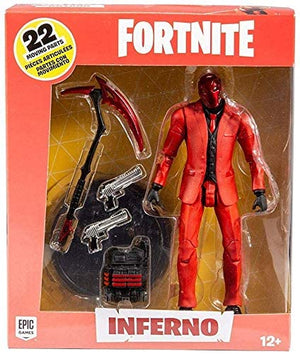 Fortnite Inferno 7 Inch Action Figure