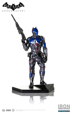 DC Iron Studios Arkham Knight 1:10 Scale Statue - Action Figure Warehouse Australia | Comic Collectables