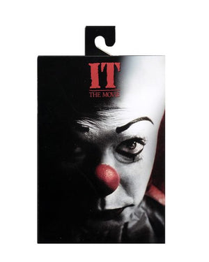 IT Neca Ultimate Pennywise Version 2 1990 Action Figure
