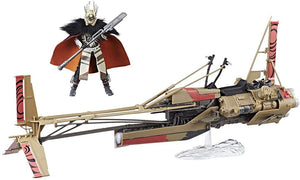 Star Wars Black Series Enfys Nest & Swoop Bike Speeder