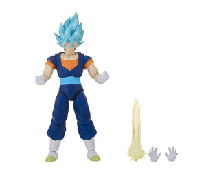 DragonBall Super Bandai Dragon Stars Series Super Saiyan Blue Vegito Action Figure #3 - Action Figure Warehouse Australia | Comic Collectables