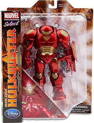Marvel Diamond Select Hulkbuster Action Figure Pre-Order