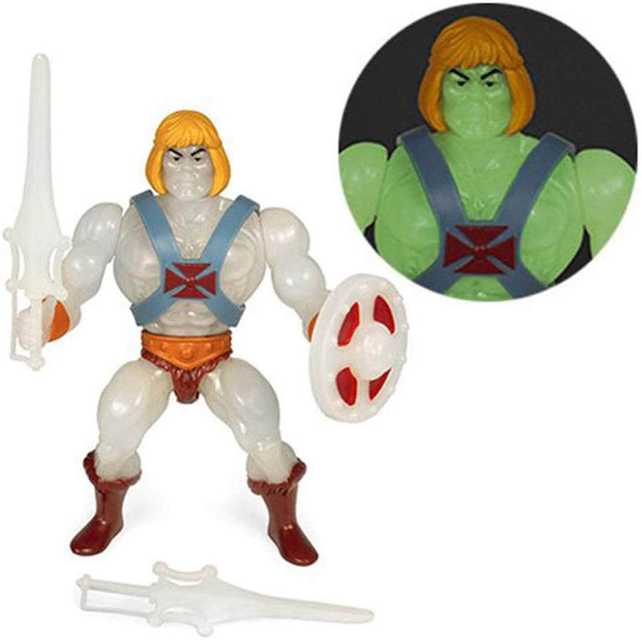 Masters Of The Universe Vintage Transforming He-Man Action Figure