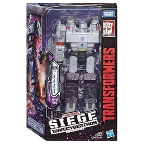 Transformers Siege War For Cybertron Voyager Megatron