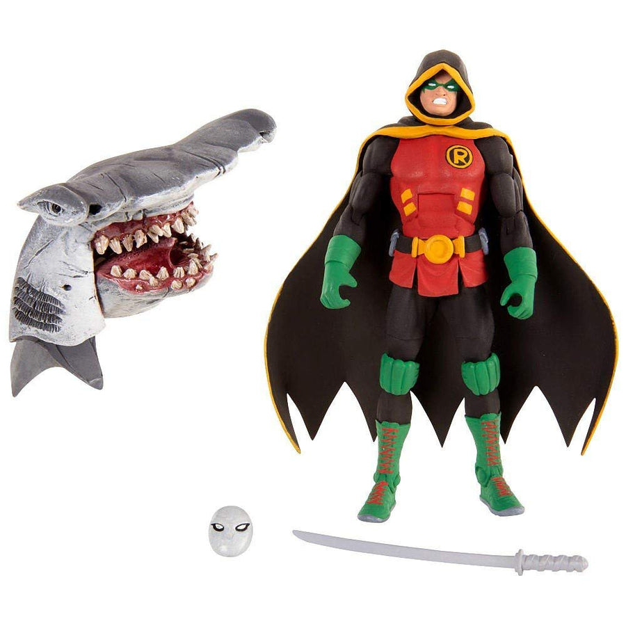 DC Multiverse Exclusive Damian Wayne Robin Action Figure