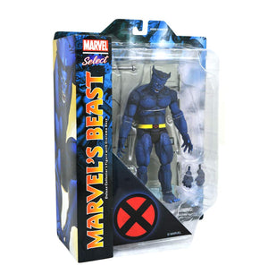 Marvel Diamond Select X-Men Beast Action Figure