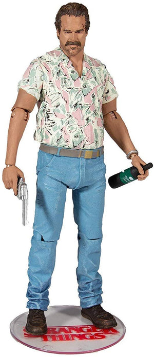 Stranger Things Chief Hopper Series 4 Action Figure